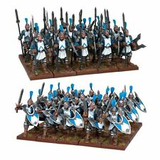 Basilean Men At Arms Horde *Kings of War* Mantic Games