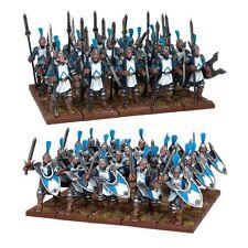 Basilean Men At Arms Horde *Kings of War* Mantic Games