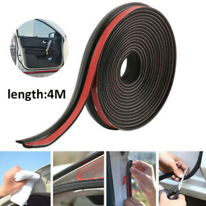 4M Car Door Window Weatherstrip Seal Strip For Toyota HiAce Hilux 86 Celica RAV4