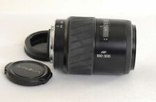 Zoom Manual Focus DSLR Camera Lenses for Minolta