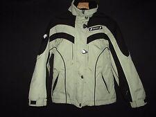 Descente Sage Black Ski Snow Winter Nylon Polyester Shell Jacket Women's 4 M53