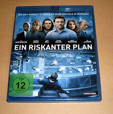 Blu Ray - Ein riskanter Plan - Thriller - Sam Worthington - Ed Harris