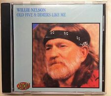 Willie Nelson - Old Five and Dimers Like Me (CD, Columbia, 1991)