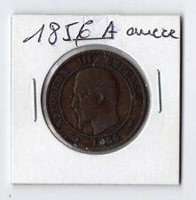 10 centimes Napoléon   III   1856 A