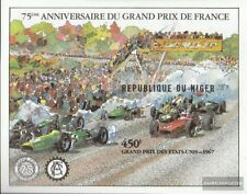 niger block35 neuf 1981 grand Prix v. france.