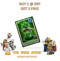 LEGO - #122 - MEDUSA - CREATE THE WORLD TRADING CARD - BESTPRICE + GIFT - NEW