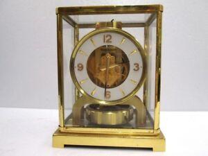JAEGER LECOULTRE Atmos Clock Permanent clock Air clock #78