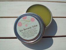 Skin Healing Salve Calendula Tea Tree Rosemary Oregano Geranium Lavender