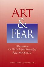 Art & Fear: Observations on the Perils (and Reward