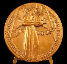 Médaille ordre des dominicains  MARTINUS STANISLAUS GILLET sc Guzman Medal