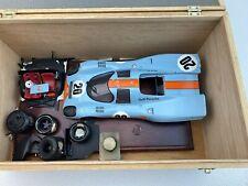1:12 Gulf Porsche 917 LeMans Siffert/Redman BASKET CASE Project Fixer Upper