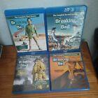 Breaking Bad Seasons 1 through 4 Blu-ray