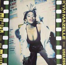 "KYM MAZELLE USELESS 12"" 1988 ORIGINAL VINYL"