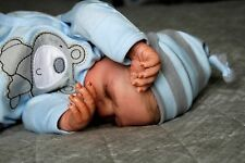 Sweet Amazing Reborn baby doll boy Daisy kit 18''