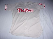 1999 Clearwater  Phillies Jersey ~ Game Used / Issued Set 1 ~ # 8 Joe Cotton