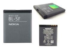 ORIGINALE Nokia bl-5f batteria per Nokia n93i/n95/n96 cellulare 950mah ACCU