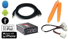 Honda 03+ USB iPod iPhone Android radio interface kit.Play MP3 on factory stereo
