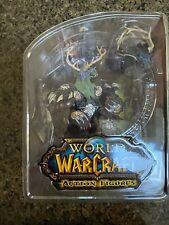 New Nip World of Warcraft Series 2 Night Elf Druid Broll Bearmantle