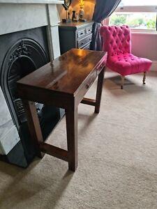 Teak / Wood Console Table