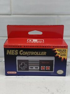 Nintendo NES Classic Mini Edition Controller Authentic - BRAND NEW, No Reserve!