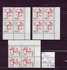 Postfrische Briefmarken aus Berlin (1980-1990) mit Echtheitsgarantie