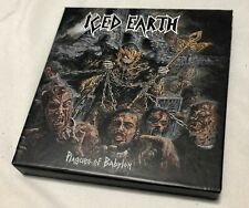 Iced Earth - Plagues Of Babylon (2014 Album) Digibook 2CD