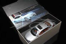 Diecast Car Model New Honda Accord 2016 1:18 (Silver/Grey) + GIFT!!