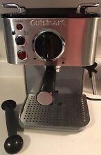 Cuisinart EM-100 Machine Stainless Steel Espresso Maker Silver