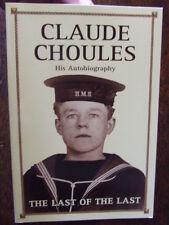 Australian Claude Choules - Last of the Last Veteran WW1 WW2 Navy