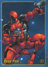 MARVEL FIGURE FACTORY SERIES 1 TRADING CARD NUMBER 41
