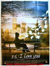 PS I LOVE YOU Affiche Cinéma / Movie Poster HILARY SWANK Gerard Butler