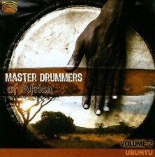 Master Drummers of Africa: Ubuntu 2, New Music
