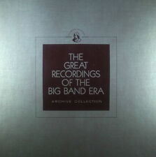 2LP WOODY HERMAN /ANDY KIRK et autres The Great Recordings Of The Big Bande Era