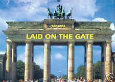 V/A - LAID ON THE GATE LP (BERLIN PUNK) FRONTKICK, SCATTERGUN, TERRORGRUPPE