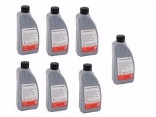 Set of 7 1-Liter Automatic Transmission Fluid Equivalent to Esso LT71141 & ATF1