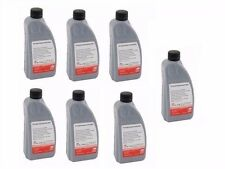 Set of 7 1-Liter Automatic Transmission Fluid Equivalent to Esso LT71141 & ATF1