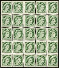 Canada   1961   Unitrade # 338a    Mint Never Hinge Sheet