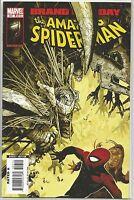 Amazing Spider-Man #557 : Marvel comic book : June 2008