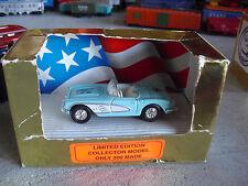RARE 1992 Diecast Lancaster County Corvette Club 1960s Corvette Car 1/300 NIP