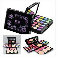 Fashion 24 Full Color Pro Makeup Set Kit EyeShadow Lip Gloss Palette Blusher D=