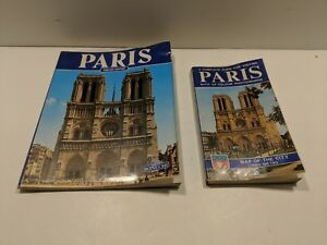 PARIS - English Edition - Bonechi and Map of the city