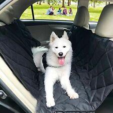 LotFancy Waterproof Dog Car Seat Cover and Seatbelt Leash for Pets Dog Hammock …