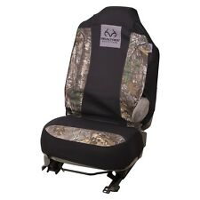 REALTREE CAMO CAMOUFLAGE UNIVERSAL SEAT COVER - AUTO ACCESSORIES, TRUCK, CAR