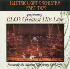 ELO Part Two CD ELO's Greatest Hits Live w/Moscow Symphony Orchestra (Exc!)