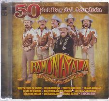CD Ramon Ayala CD / DVD NEW 50 Anos Del Rey Del Acordeon 2015 - FAST SHIPPING !