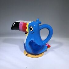 Kellogg Company Toucan Sam Bird Milk Pourer Creamer 2002 # 31894 Houston Harvest