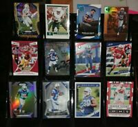 Colts RC rookie Prizm #d card lot Jonathan Taylor T.Y. Hilton Michael Pittman Jr
