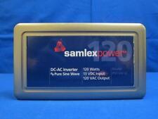 Samlex Power 120 Pure Sine Wave PST-120-12 12V 120W 13VDC Input