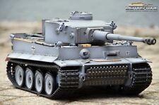 RC Tanque Taigen Heng Long 1:16 2.4GHz Tiger 1 GRIS OSCURO BB