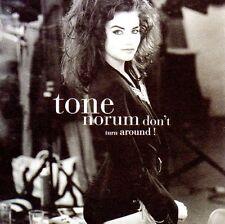CD Tone Norum, Don't Turn Around, 1992, RAR